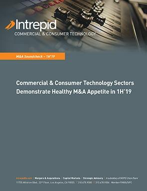 Newletter_CommercialConsumerTech_M&AReport_Q319